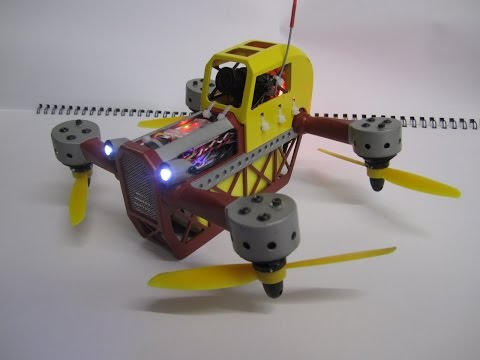 180 HotRod miniquad, A-Z complete build - UCx06H2X323KN4dY2onDAZVg