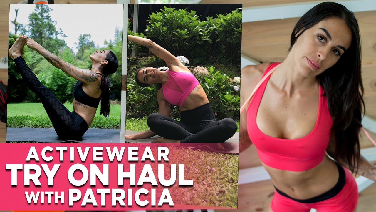 Wicked Bod! Yoga + Sexy Try On Haul Video With Patricia From Costa Rica | Watch on Mobile
