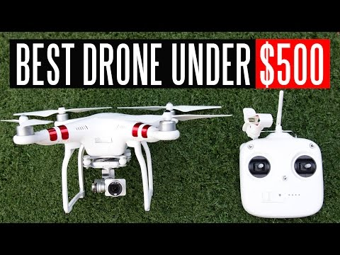 DJI Phantom 3 Standard Review - Best Drone Under $500?