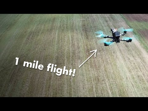 1 MILE DRONE EXPEDITION! FT270 ON TBS CROSSFIRE | VLOG0115 - UC9zTuyWffK9ckEz1216noAw