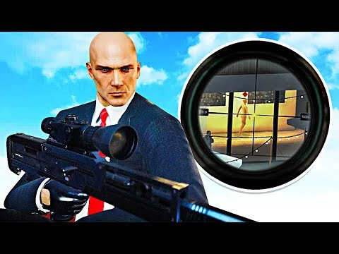 FINAL MISSION!! (Hitman 2) - UC2wKfjlioOCLP4xQMOWNcgg