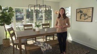 LIGHTING MADE SIMPLE WORKSHOP: Sizing and Selecting a Chandelier