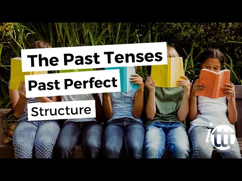 English Grammar - Past Perfect -- Structure - Teaching English Online