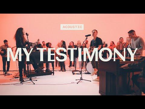 My Testimony  Acoustic  Elevation Worship