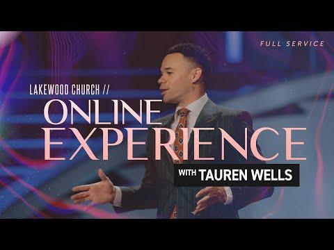 Tauren Wells  Lakewood Church  Sunday Service 11am