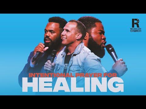 Intentional Prayer For Healing  DeMarcus Hill, Joel Johnson, Q Gadson