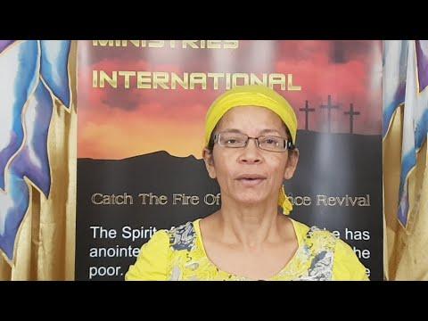 GIVE ME GODLY WISDOM - SISTER AIDA CLANCY