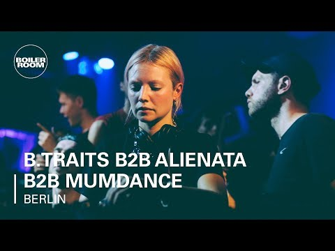 B Traits b2b Alienata b2b Mumdance | Boiler Room x SCOPES - UCGBpxWJr9FNOcFYA5GkKrMg