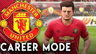 Manchester United Career Mode With NEW KITS & TRANSFERS!! - FIFA 19 Career Mode