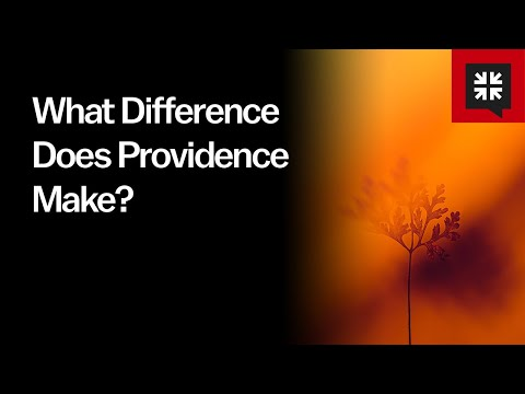What Difference Does Providence Make? // Ask Pastor John
