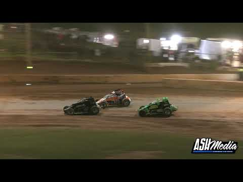 Wingless Sprints: A-Main - Archerfield Speedway - 15.05.2021 - dirt track racing video image