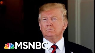 Trump Contradicts His Own DOJ On Census Citizenship Question Sparking Chaos | The 11th Hour | MSNBC
