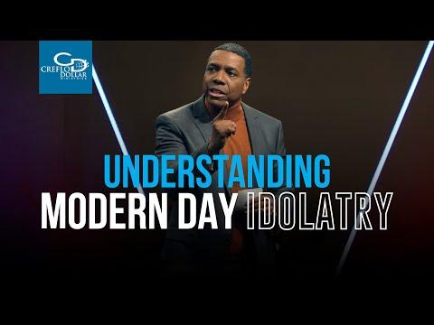 Understanding Modern Day Idolatry - Sunday Service