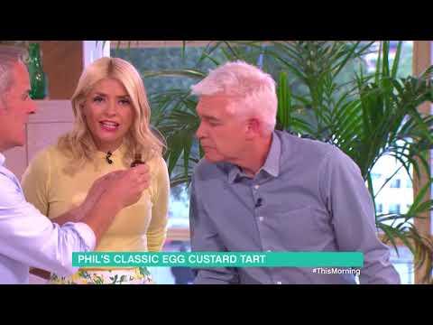 Phil Vickery's Egg Custard Tart | This Morning