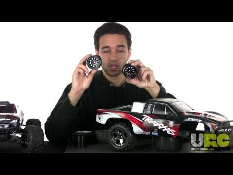 Hot RC Topic:  Big tire choices for the Stampede & Slash 4x4 - UCyhFTY6DlgJHCQCRFtHQIdw