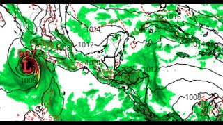 WTF Triple Super Typhoons. Eurocanes & Baja Hugging Hurricane?