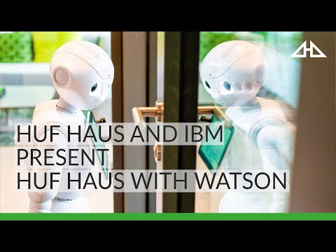HUF HAUS with Watson