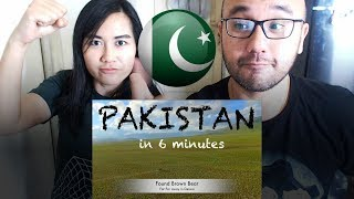 Indonesians React To Pakistan Tour in 6 minutes