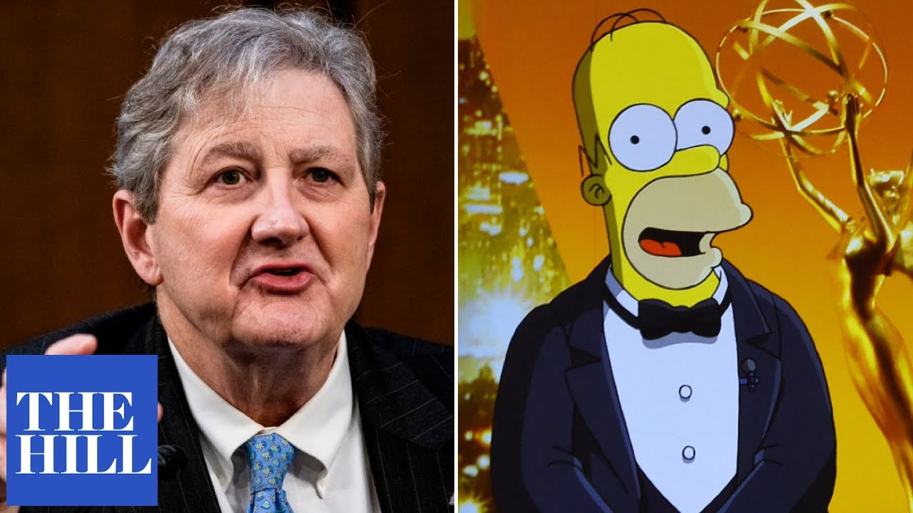 """""""Homer Simpson does not run America's nuclear power plants"""": Sen. Kennedy gives pro-nuclear speech"""