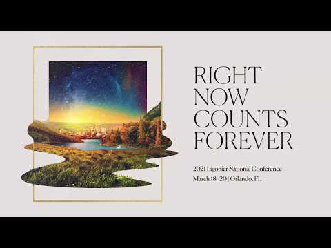 Right Now Counts Forever: 2021 National Conference