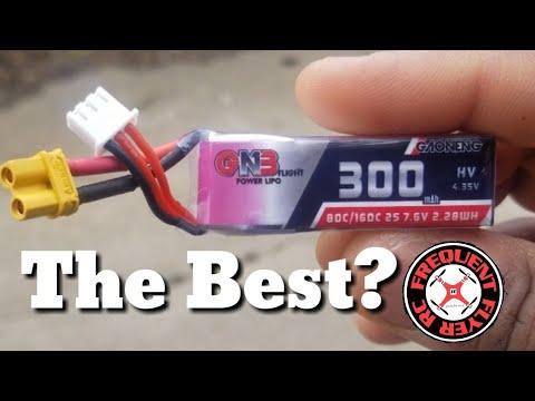 GnB 300mah 2S HV Packs vs BetaFPV 350mah 2S Packs - UCNUx9bQyEI0k6CQpo4TaNAw