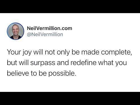 Your Life Will Be Changed Today And Forever More - Daily Prophetic Word