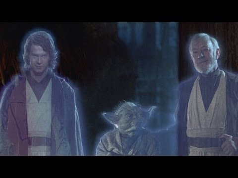 Star Wars: Episode VII - Will We See Force Ghosts? - IGN Keepin' It Reel Podcast - UCKy1dAqELo0zrOtPkf0eTMw