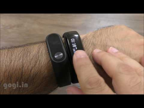 Xiaomi Mi Band 2 Vs Lenovo HW01 Fitness band comparison - UCalCDSmZAYD73tqVZ4l8yJg