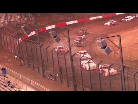 Perris Auto Speedway Street Stocks Main Event 10-16-21 - dirt track racing video image
