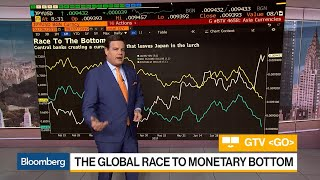 Asian Central Banks Surprise in Global Race to the Monetary Bottom