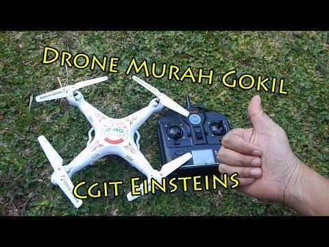 X5C-1 Drone Murah 300 Ribuan Dapet Kamera Dan Batere 3 Biji xD - UCm7PaRewqfd4mLVpvuzFyQQ