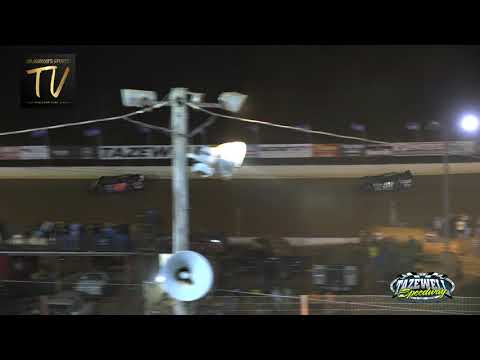 Sportsman Feature @ Tazewell Speedway May 1, 2021 - dirt track racing video image