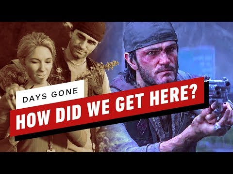 Days Gone: How Did Humanity Get Here? - UCKy1dAqELo0zrOtPkf0eTMw