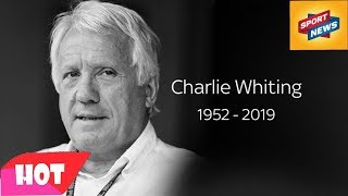Charlie Whiting dead: F1 in shock as race director passes away on eve of new season