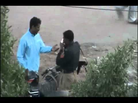 Corrupt Karachi Police