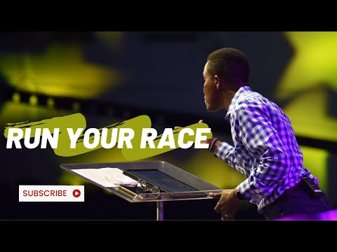 Run Your Race   The Elevation Church  24th October 2021