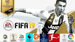 FIFA 19 MOD FIFA 14 ANDROID OFFLINE WITH ALL TOURNAMENT