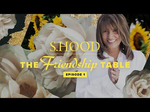 Sisterhood  The Friendship Table with Bobbie Houston & Friends  Episode 1  Hillsong Church Online