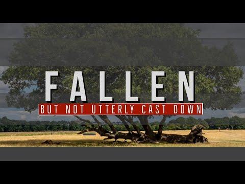 Fallen But Not Utterly Cast Down  Pastor John-Mark Bartlett