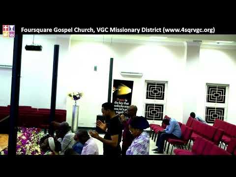 YOUTH VIGIL WORSHIP SERVICE APR 26, 2019