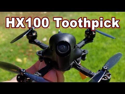 BetaFPV HX100 Toothpick Micro Drone  - UCnJyFn_66GMfAbz1AW9MqbQ