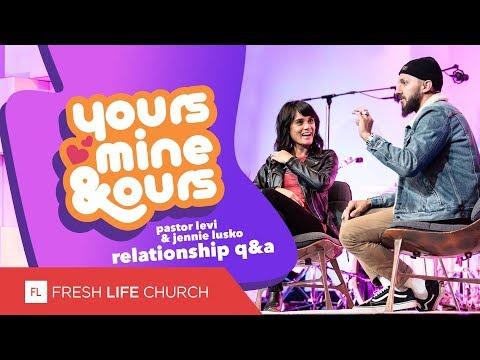 Relationship Q&A  Pastor Levi and Jennie Lusko