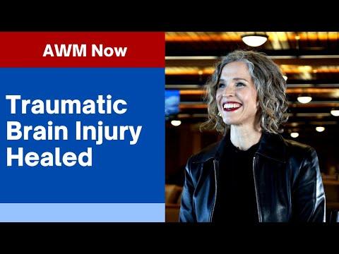 AWM Now: Traumatic Brain Injury Healed Through Worship Album