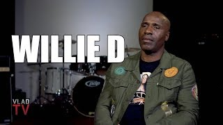 Willie D on Hip Hop Being the