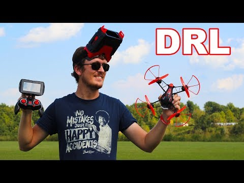 Drone Racing League - DRL Nikko Air FPV Race Drone - TheRcSaylors - UCYWhRC3xtD_acDIZdr53huA