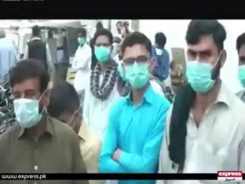 At Least 14 People Killed By Apparent Toxic Gas Leak Near Karachi