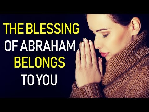 THE BLESSINGS OF ABRAHAM BELONG TO YOU - BIBLE PREACHING  PASTOR SEAN PINDER
