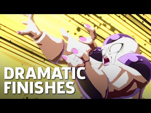 Dragon Ball FighterZ Easter Eggs - Every Dramatic Finish (So Far) - UCbu2SsF-Or3Rsn3NxqODImw