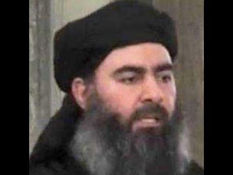 Breaking news al-Baghdadi Is Dead