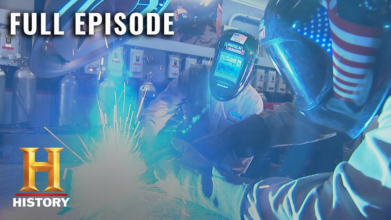 Modern Marvels: Welders Forge the Backbone of Civilization (S14, E15)   Full Episode   History